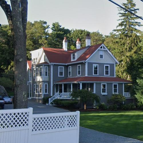 Oliver Wendell Holmes House (StreetView)