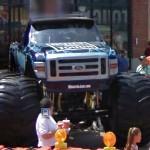Woodward Dream Cruise - The Blue Thunder Monster Truck