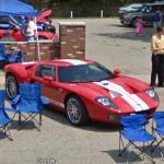Woodward Dream Cruise - Ford GT