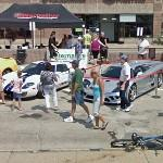 Woodward Dream Cruise - Saleen S7 & Ford GT
