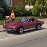 Woodward Dream Cruise - Chevrolet Corvette (C2)