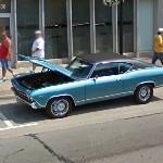 Woodward Dream Cruise - Chevrolet Chevelle 2nd generatio