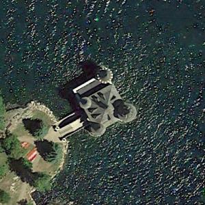Boldt Castle Powerhouse (Google Maps)