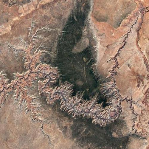 Grand Canyon (Google Maps)