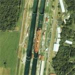 Gatun Locks (Panama Canal) (Google Maps)