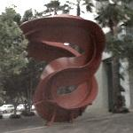 'Conic Madrigal' by Charles o Perry (StreetView)