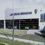 Lamborghini Birmingham (StreetView)