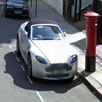 Aston Martin V8 Vantage (StreetView)