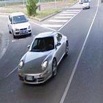 Porsche 911 (StreetView)