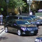 Lexus LS (StreetView)