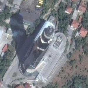 Avaz Twist Tower (tallest building in Bosnia and Herzegovina) (Google Maps)