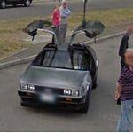 DeLorean DMC-12 (StreetView)