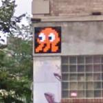 Invader Graffiti (StreetView)