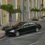 Mercedes-Benz S63 AMG (StreetView)