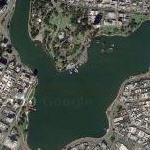 Lake Merritt (Google Maps)