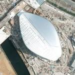 London Aquatics Centre (Google Maps)