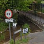 Ford water passage (StreetView)