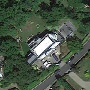 Jamie Redknapp's House (Google Maps)