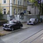 Rolls Royces (StreetView)