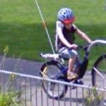 Trailer bike (StreetView)