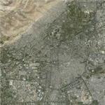 Damascus (Google Maps)