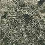 Balkh / Bactra (Google Maps)
