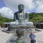 Kamakura Daibutsu (Great Buddha of Kamakura) (StreetView)
