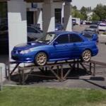 Subaru Impreza WRX STI (StreetView)