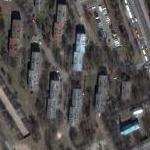 Kaiserwald Concentration Camp (Google Maps)
