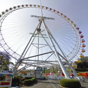 Yomiuriland Ferris wheel (StreetView)