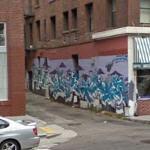 Graffiti by Tank, Evak & Ryfle