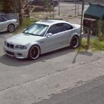 BMW M3 (StreetView)