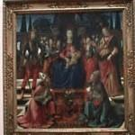 Ghirlandaio: Madonna Enthroned with Saints (StreetView)