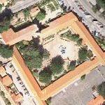 Mission San Carlos Borromeo de Carmelo (Google Maps)