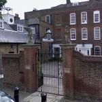 Daphne du Maurier's childhood home (StreetView)
