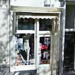 Narrow Amsterdam Building (StreetView)