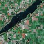 Lake Traverse (Google Maps)