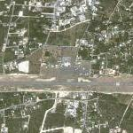 Clayton J. Lloyd International Airport (AXA) (Google Maps)