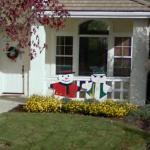 Christmas decorations (StreetView)