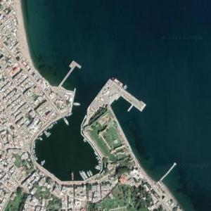Fortress of Kos (Google Maps)