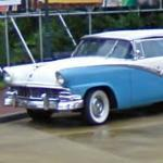 1956 Ford Fairlane Convertible (StreetView)