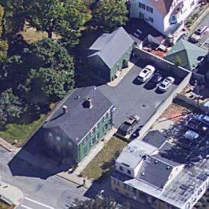 Lizzie Borden axe murder home (Google Maps)