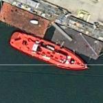 NYFD Fireboat (Google Maps)