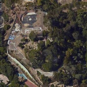 Site of Proposed 85,000 sqft Beverly Hills Mystery Mega-Mansion (Google Maps)
