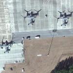 "Bell/Boeing V-22 ""Osprey"" (Google Maps)"