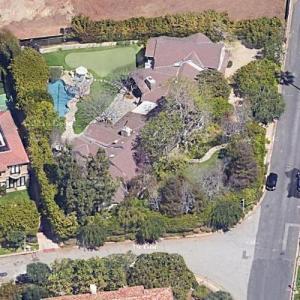 Arn Tellem's house (Google Maps)