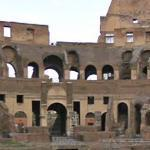 Colosseum Interior (StreetView)