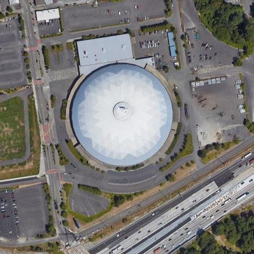 Tacoma Dome (Google Maps)