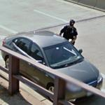 NYPD Traffic Stop (StreetView)