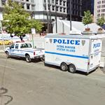 NYPD Truck & Trailer (StreetView)